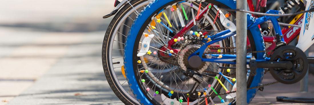 Fahrrad; Foto: Ole Bader
