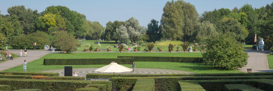 Gärten der Welt; Foto: Ole Bader